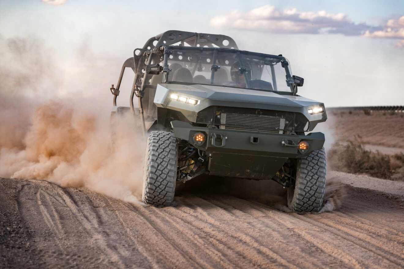 General Motors desarrolla el sucesor del Humvee