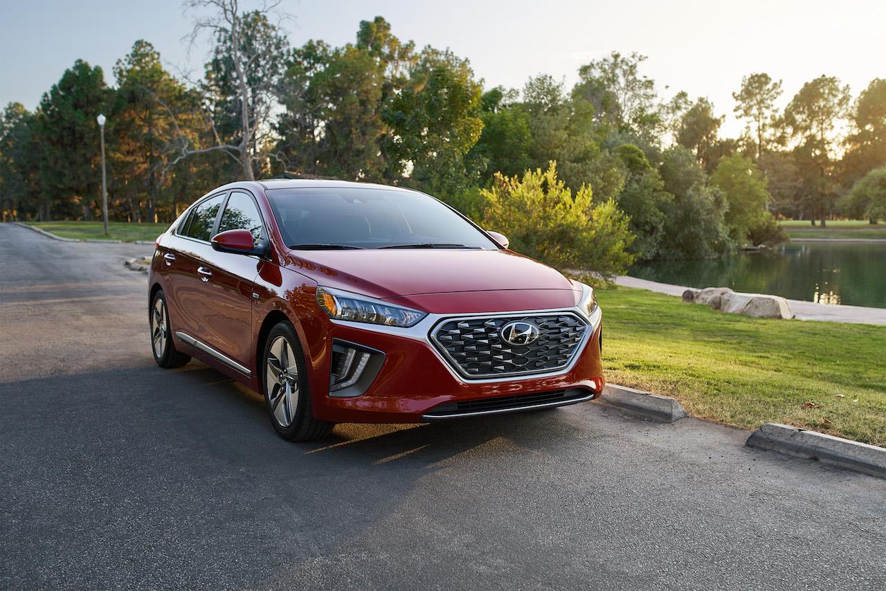 La neta del planeta: Hyundai Ioniq