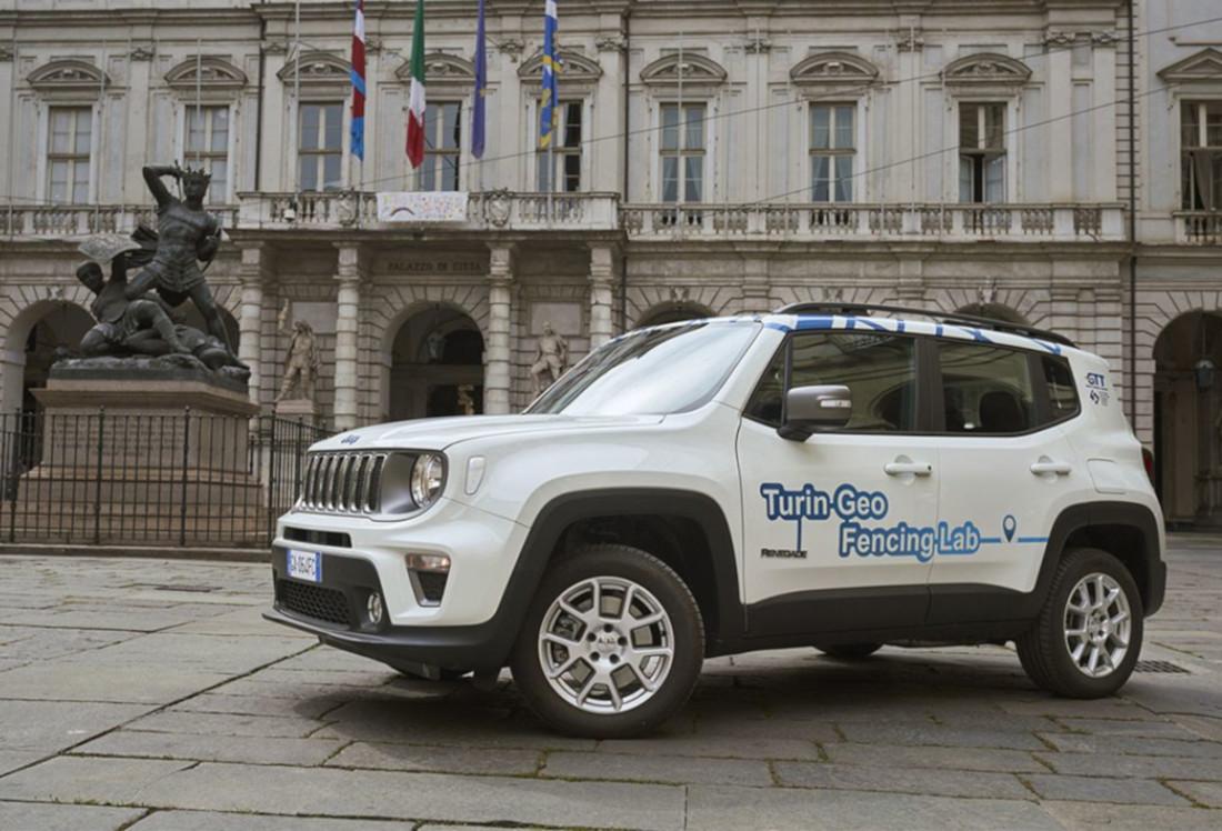 FCA realiza acuerdo para probar Jeep Renegade 4xe en zonas limitadas