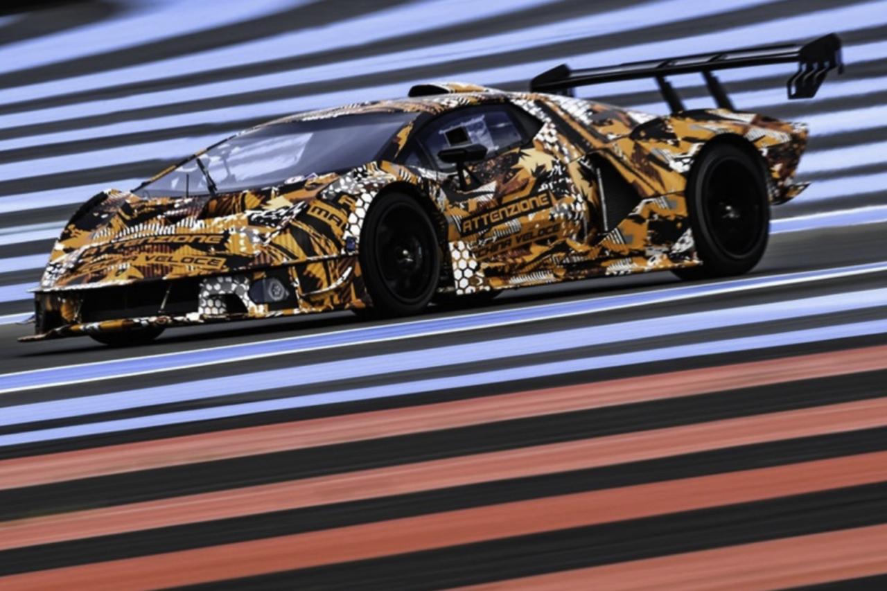 Lamborghini SCV12: el V12 más potente