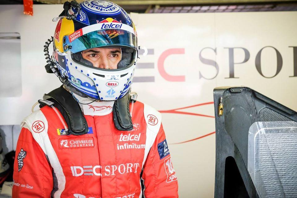 Memo Rojas, el piloto mexicano con más podios