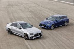 Mercedes-AMG renueva a fondo el E 63 4MATIC+
