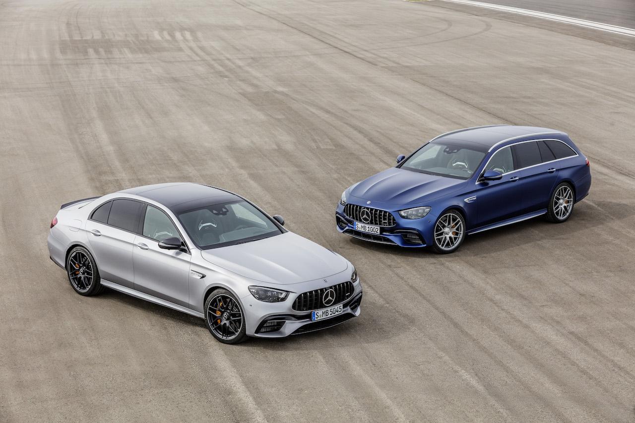 Mercedes-AMG renueva a fondo el E 63 4MATIC+, ¡descúbrelo!