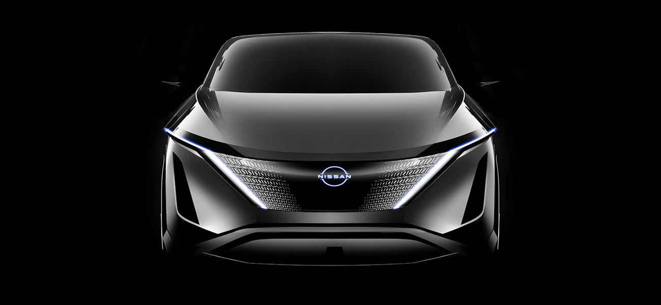 Nissan Ariya Concept, la revolución de los vehículos eléctricos