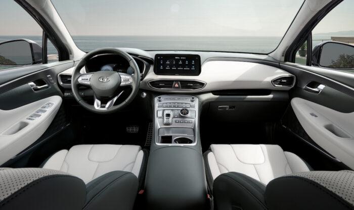 Así luce el rediseño de Hyundai Santa Fe
