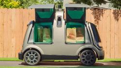 Nuro vehículo autónomo