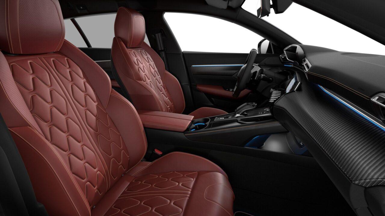 Los asientos de Peugeot han evolucionado