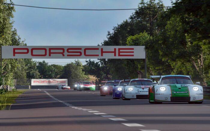 Peruano gana carrera altruista organizada por Porsche