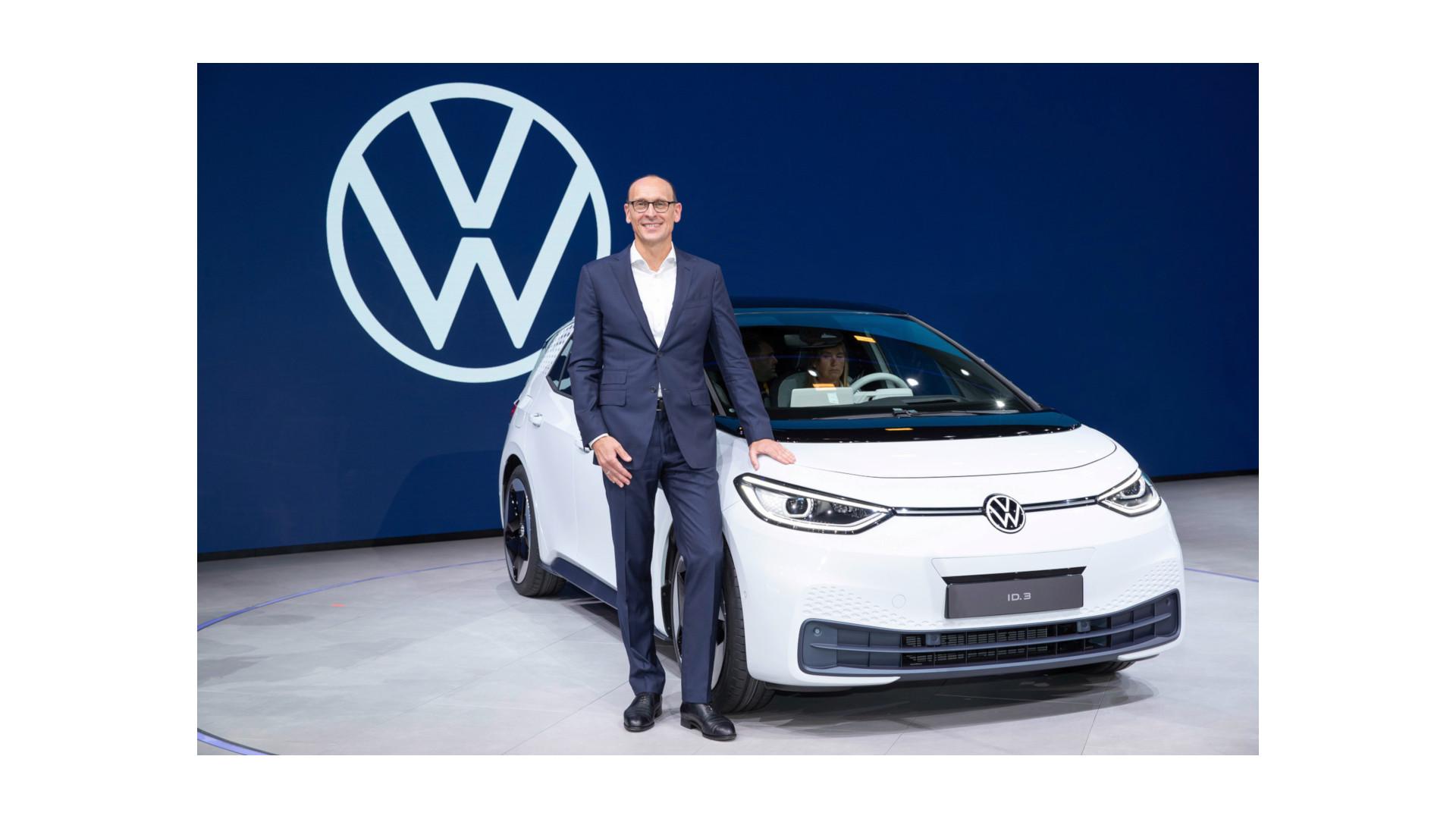 Ralf Brandsttätter dirigirá la marca Volkswagen