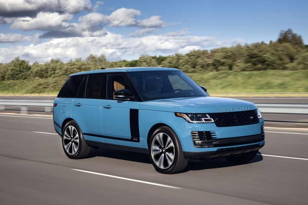 Range Rover Fifty, para celebrar medio siglo de Range Rover