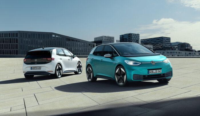 Volkswagen ID.3 será entregado en septiembre
