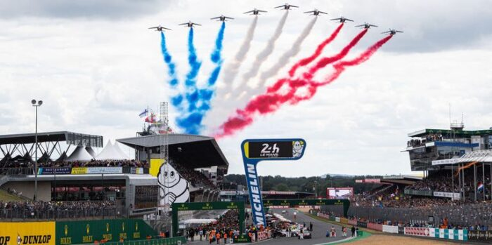 Charles Leclerc interesado en competir en las 24 Horas de Le Mans