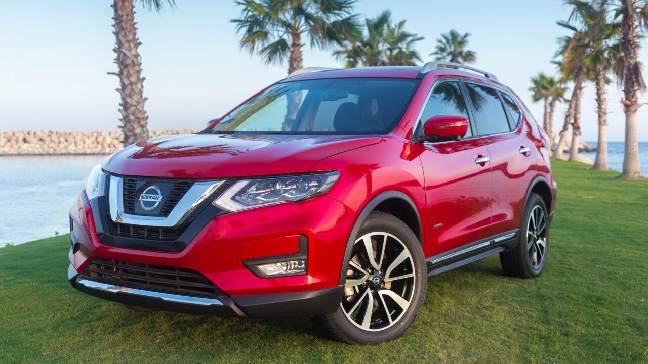 Nissan X-Trail cumple 20 años desde su debut