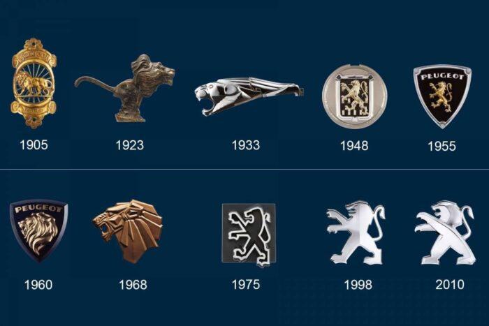leon logo Peugeot
