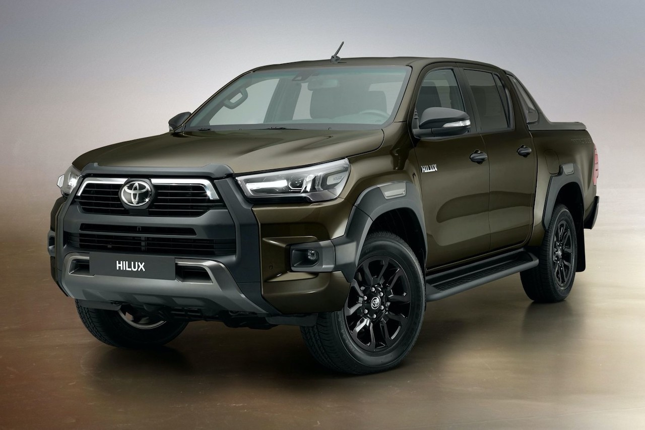 Toyota Hilux 2021 y su imponente facelift