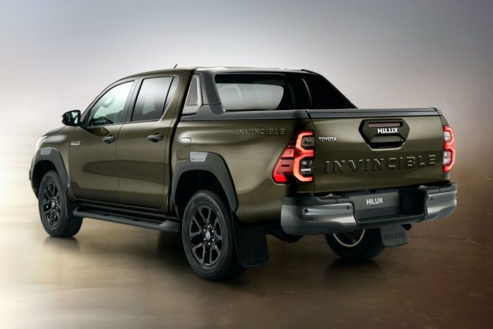 Toyota Hilux 2021 y su imponente facelift