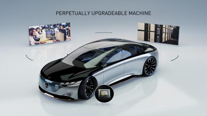 Mercedes-Benz y NVIDIA trabajan en la conducción autónoma