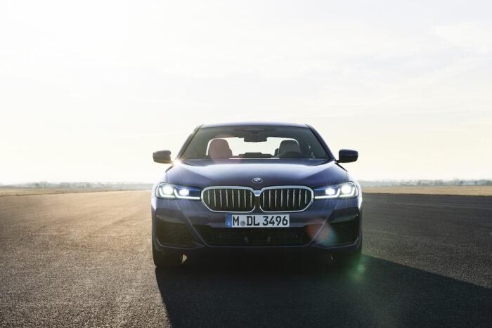 Así luce el nuevo BMW Serie 5