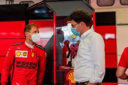Vettel revela la verdad sobre su salida de Ferrari