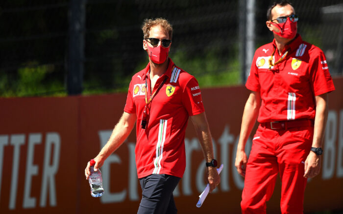Sebastian Vettel rechazado por Red Bull y Racing Point