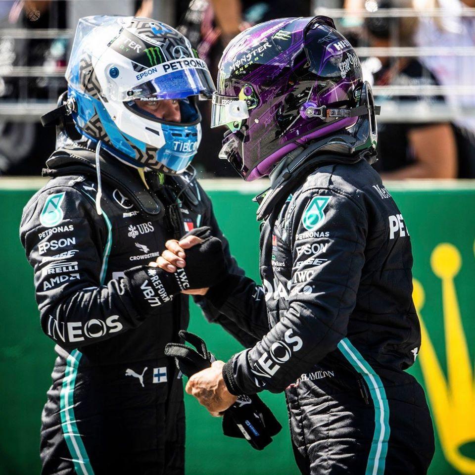 Bottas se quedará con Mercedes en 2021
