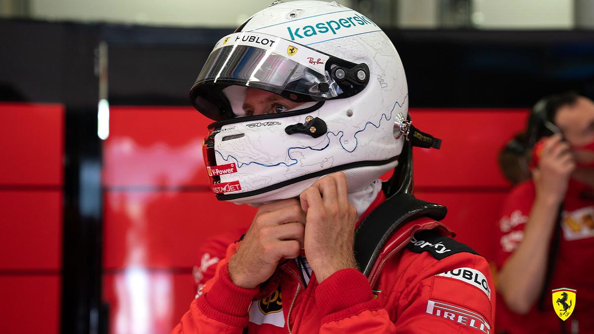 Vettel confirma que ha tenido conversaciones con Racing Point