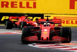 """Ferrari admite que el equipo tendrá que esperar hasta 2022 para """"volver a ganar"""""""