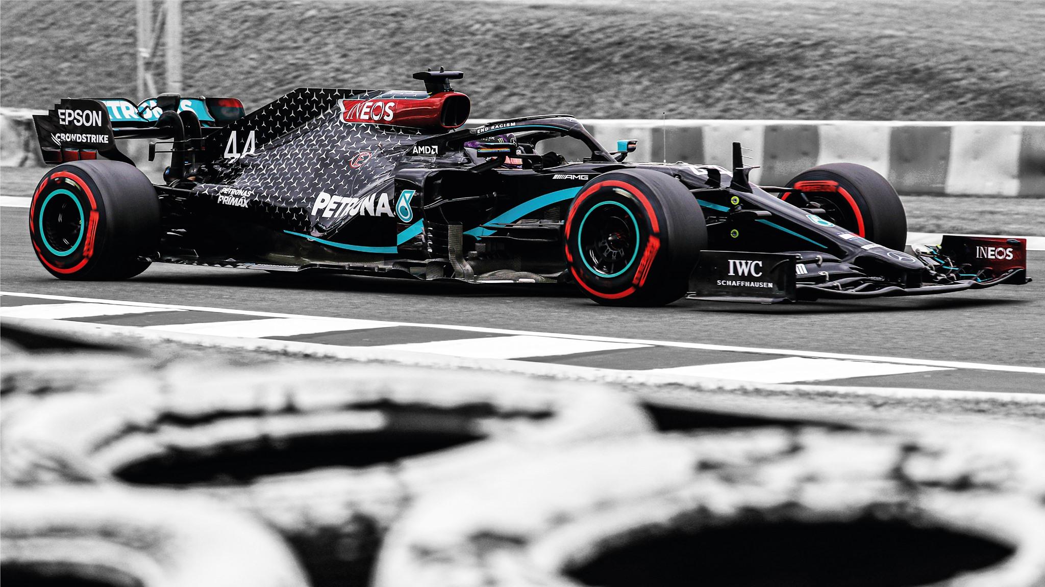 Mercedes continuará desarrollando el sistema DAS