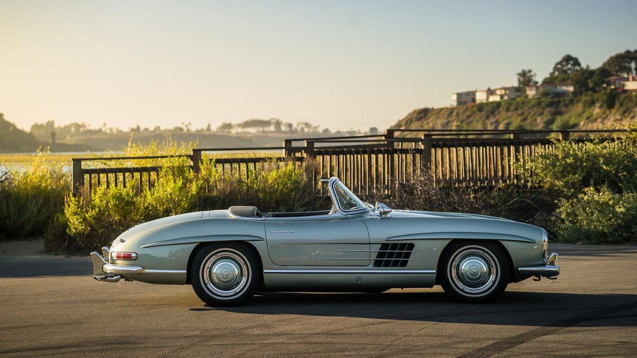 El Mercedes-Benz oculto por 40 años