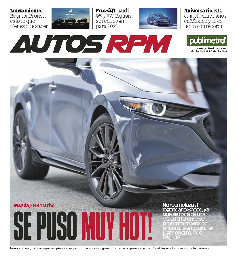 Suplemento Autos RPM 9 de julio