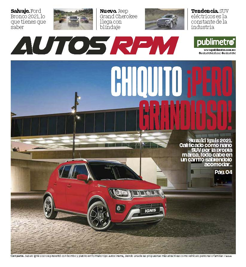 Suplemento Autos RPM 16 de julio 2020