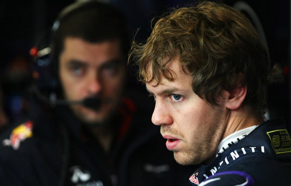 Marko descarta a Vettel para Red Bull Racing