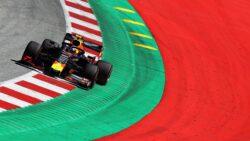 Han sido eliminados los polémicos bordillos del Red Bull Ring