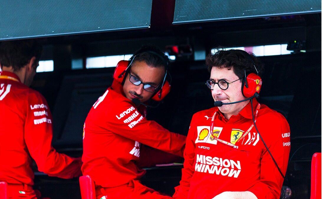 Ferrari anuncia reestructuración en el equipo
