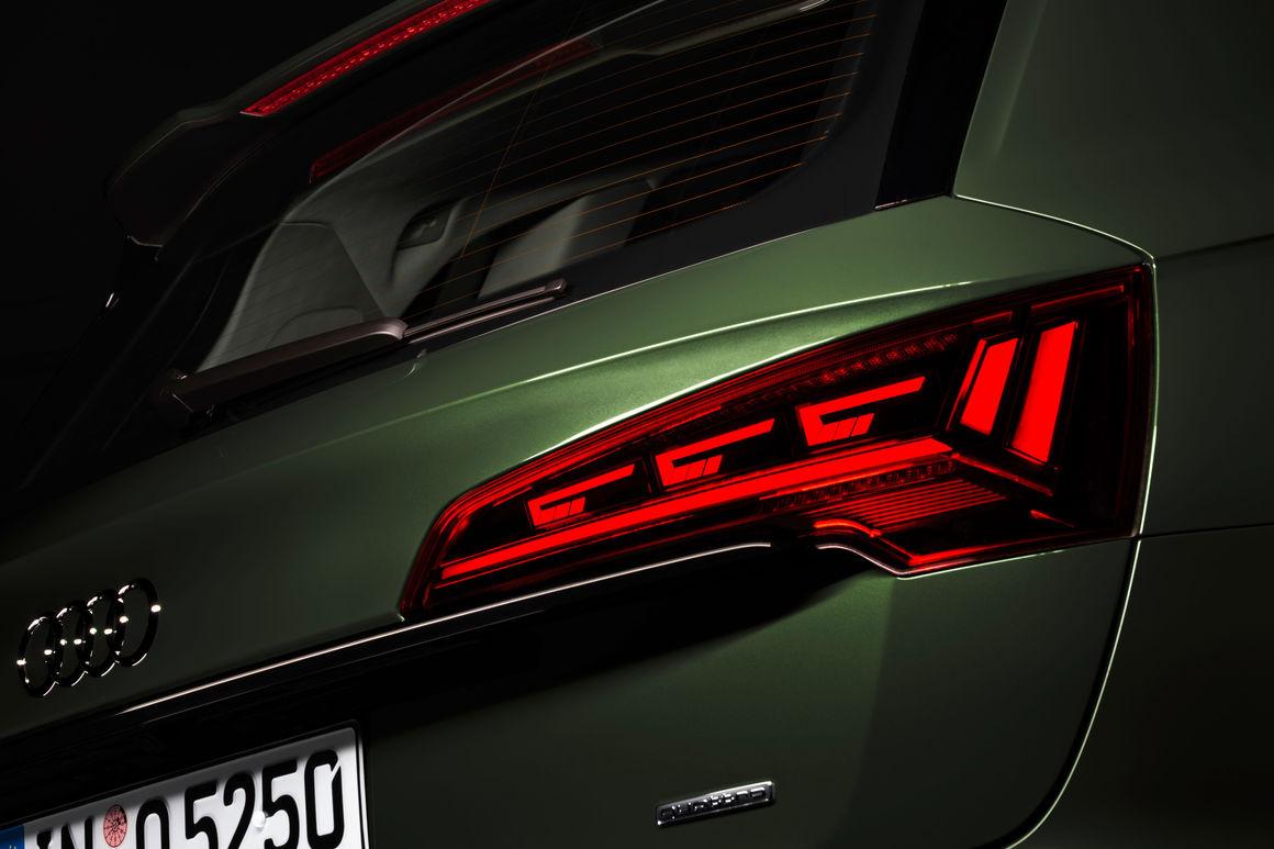 Audi es pionero en la iluminación OLED
