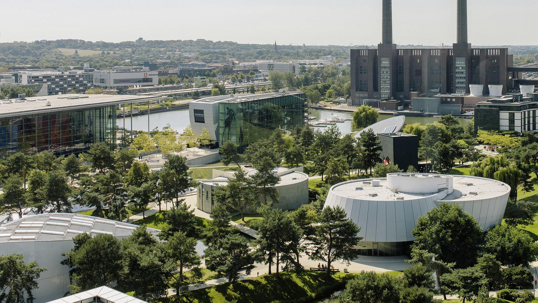 Lunes de museos: Autostadt, una ciudad con la historia de Volkswagen