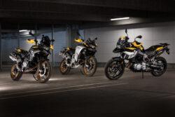 BMW Motorrad conmemora 40 años de los modelos GS con diseño especial