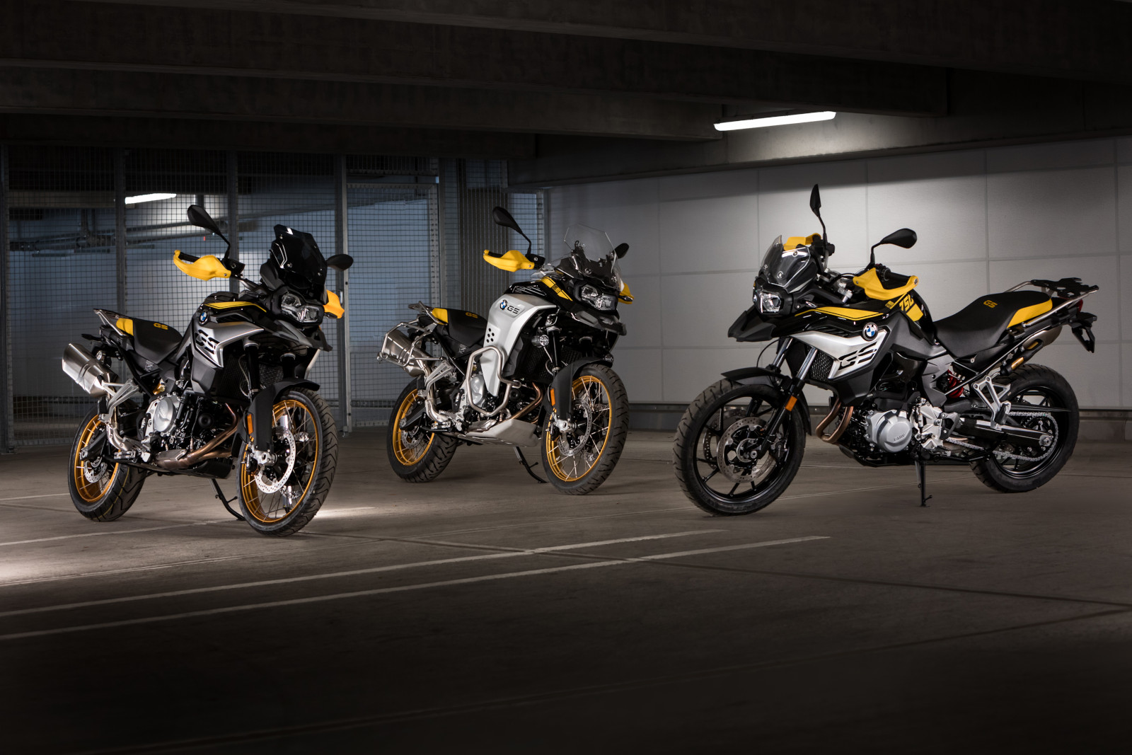 BMW Motorrad conmemora 40 años de los modelos GS