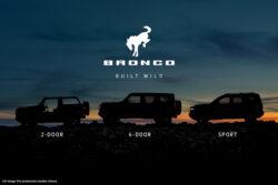 Prepárate, Ford Bronco vuelve totalmente indomable