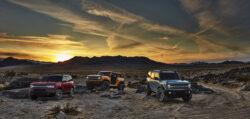 Ford Bronco 2021, el futuro del offroading