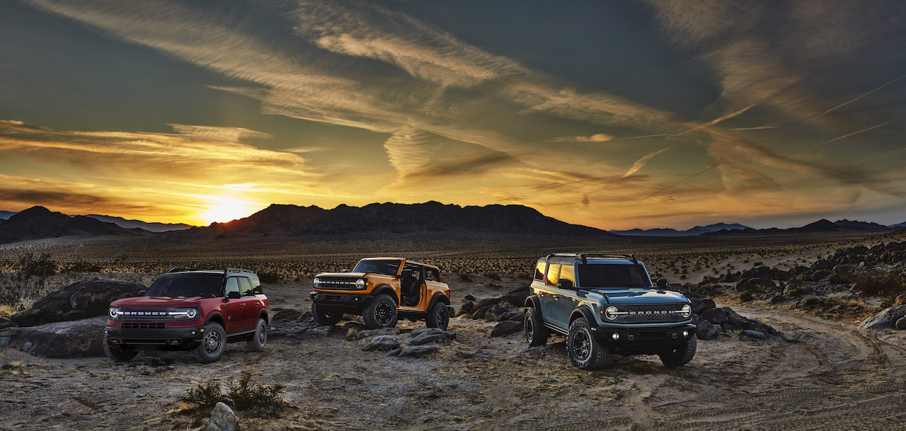 Ford Bronco 2021, el futuro del off-roading