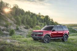 Ford Bronco Sport, es mexicana y llega este año