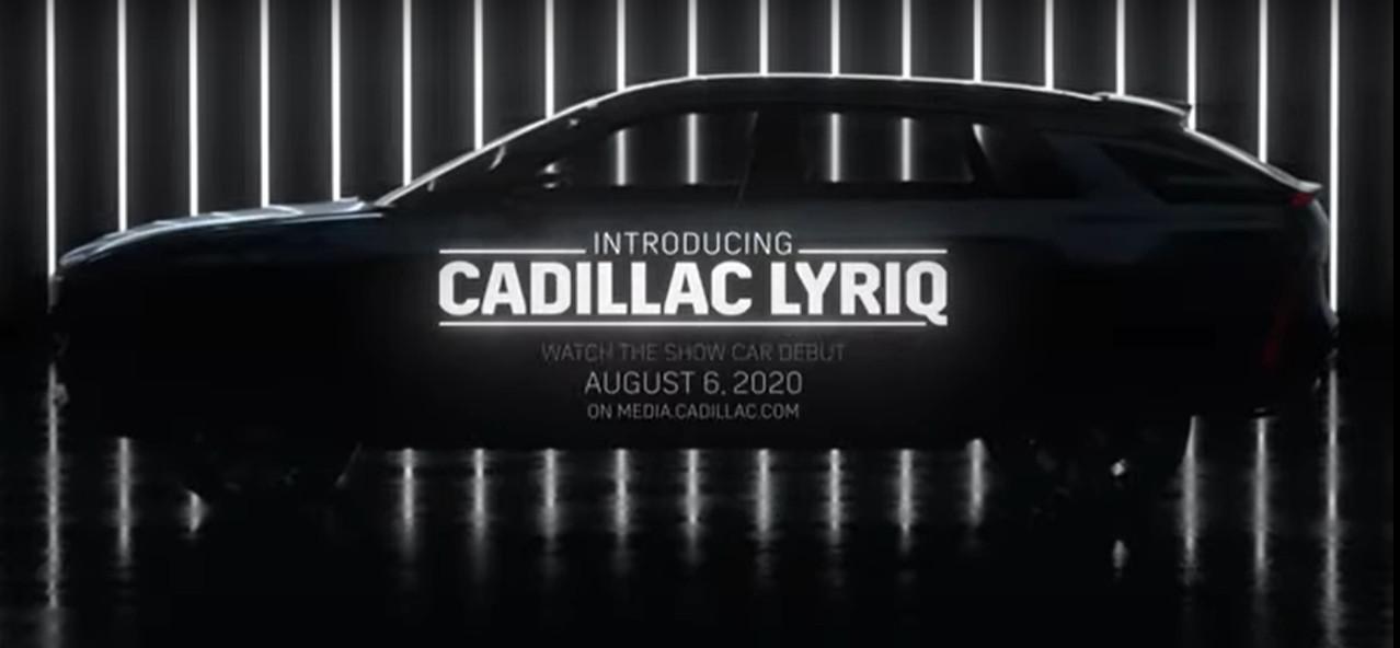 Cadillac LYRIQ marcará el inicio de una nueva era