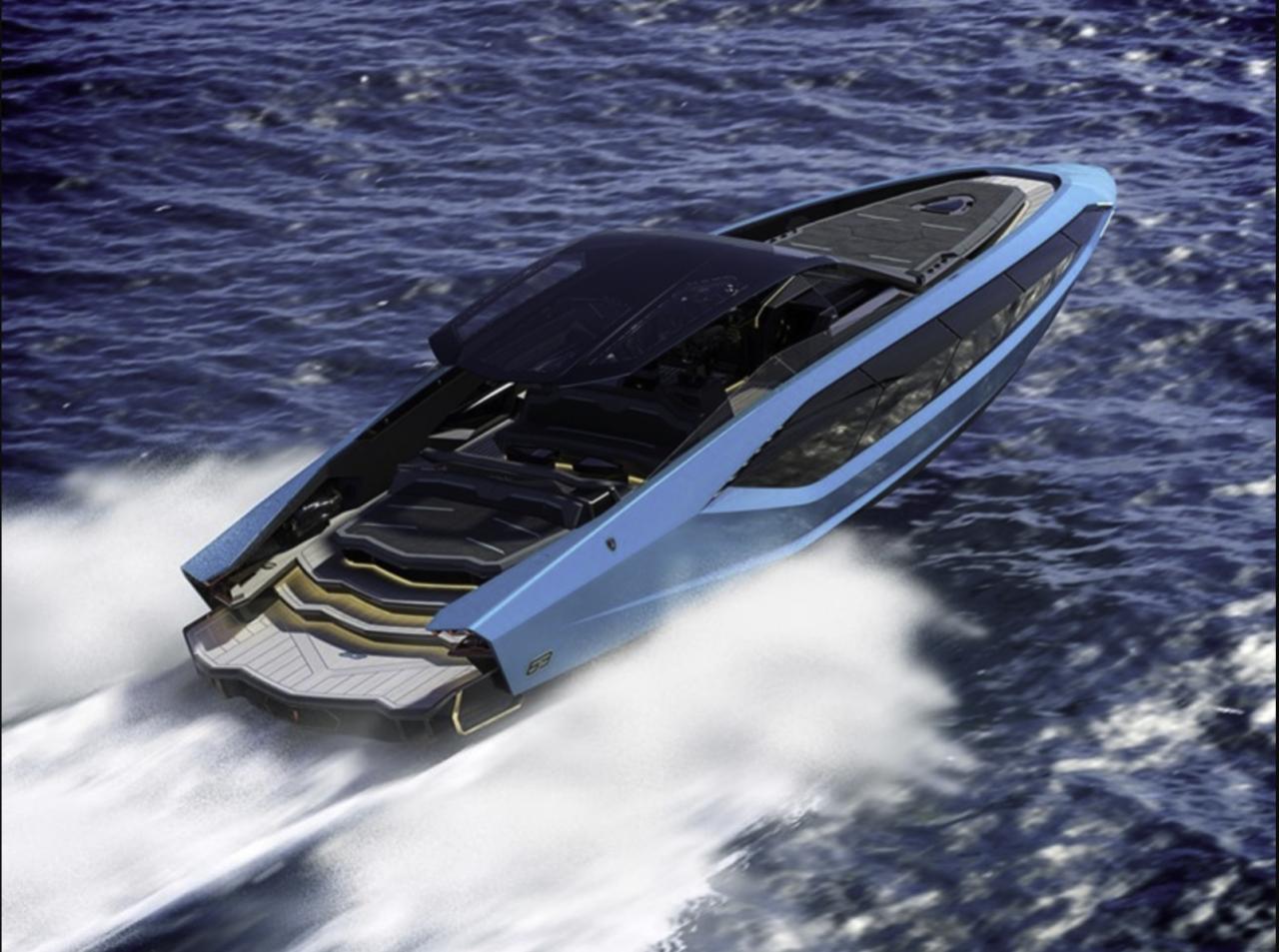 Estreno mundial de 'Tecnomar para Lamborghini 63'