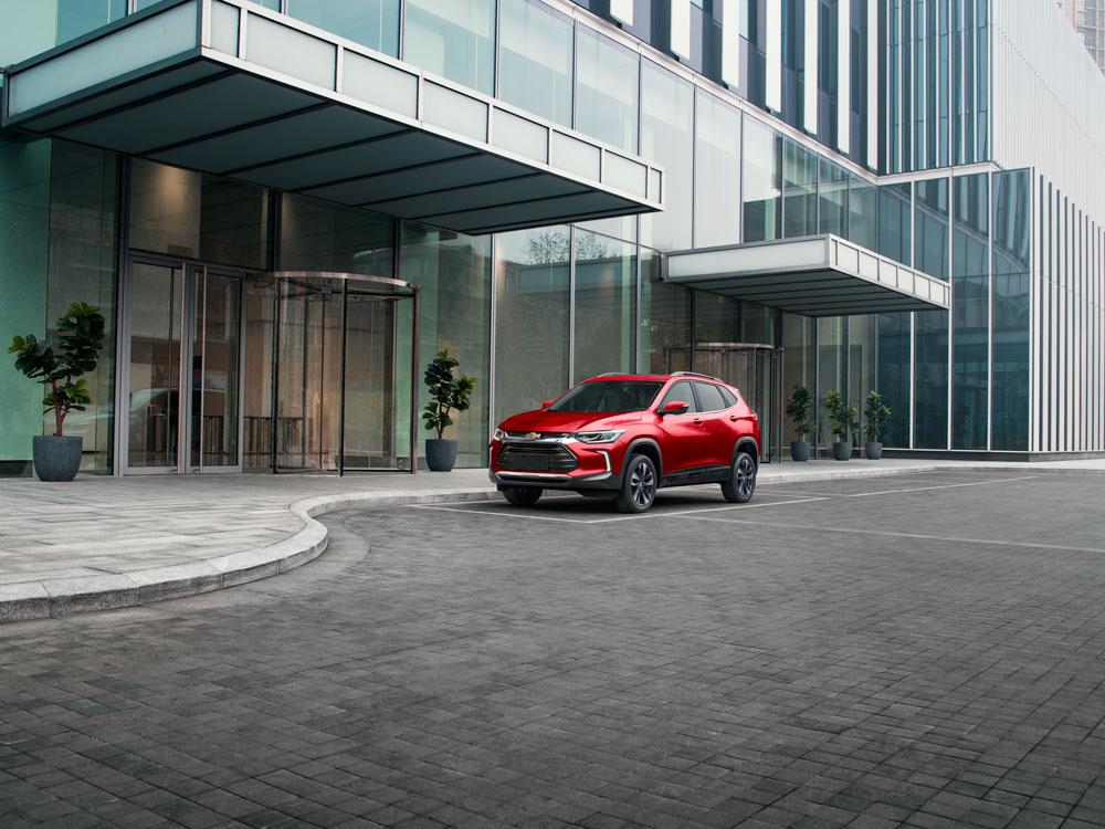 Chevrolet prepara la llegada de Tracker