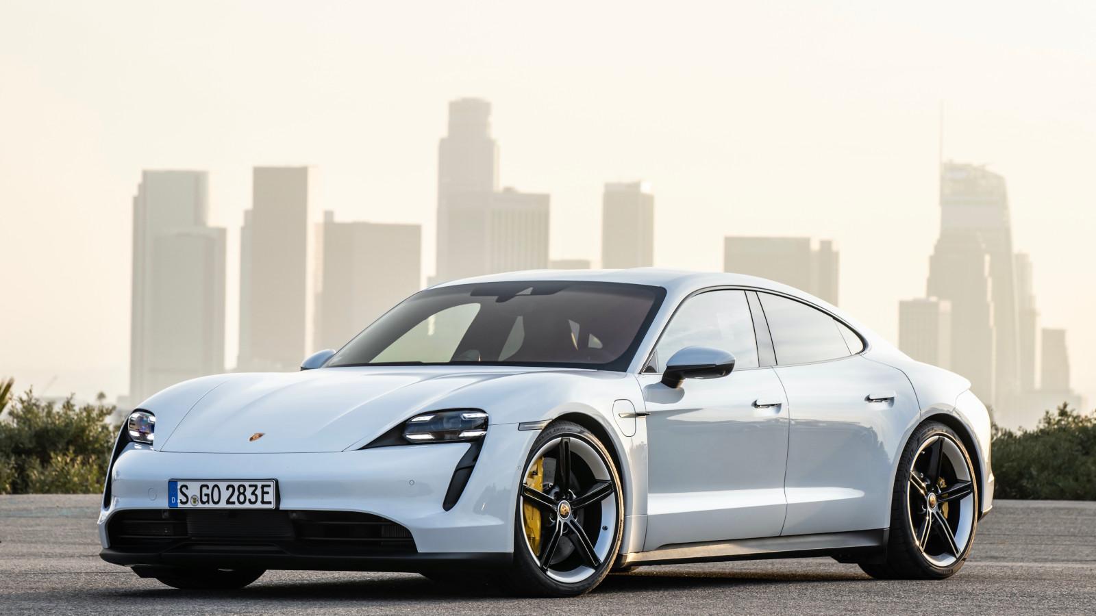 Científicos eligen al Porsche Taycan como el automóvil más innovador del mundo