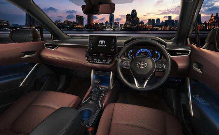 Corolla Cross, el nuevo SUV de Toyota