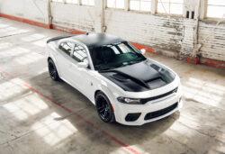 Dodge Charger SRT Hellcat Redeye 2021, mantiene la esencia