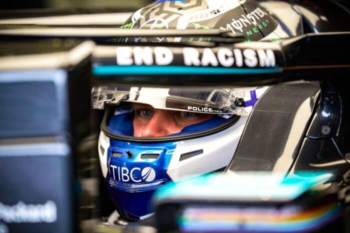 Valtteri Bottas consigue la primera pole position de la temporada