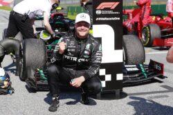 Victoria de Bottas en el Gran Premio de Austria